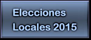 Logo Elecciones Locales 2015